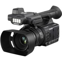 Panasonic Full-HD AVCCAM Handheld Camera