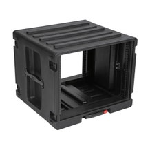 SKB 8U Roto Rolling Rack Case