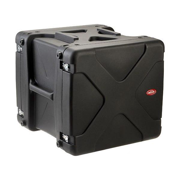 "SKB 10U Roto Shock Rack ATA Case - 20"""