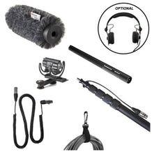 Filmtools ME66 Quick Boom Mic Kit 20009-KIT