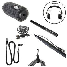 Filmtools MKH-416 Quick Boom Mic Kit