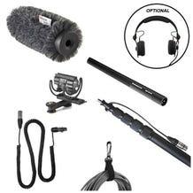 Filmtools ME66 On-Camera Mic Kit