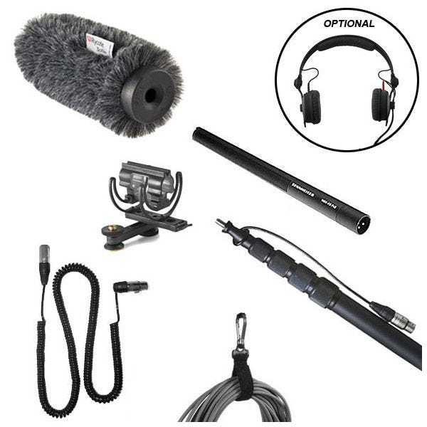 Filmtools ME66 On-Camera Mic Kit