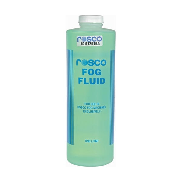 Rosco 200082000034 1 Liter Fog Fluid