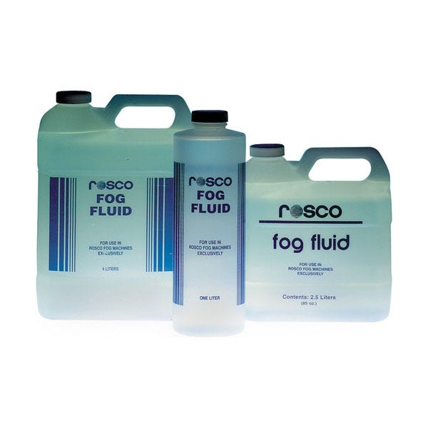 Rosco Light Fog Fluid - 1 Liter (Ground Only)