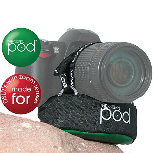 The GREEN Pod Bean Bag Camera Platform GR0079