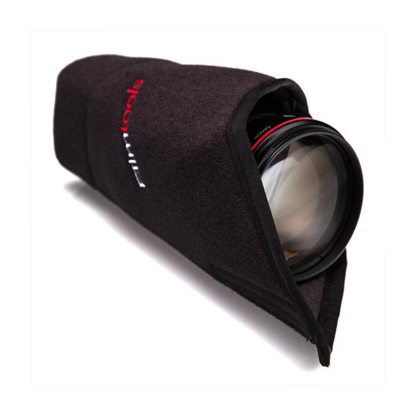 """Filmtools 16"""" Lens Wrap - Red"""