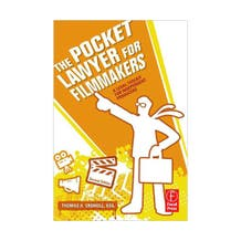 The Pocket Lawyer for Filmmakers 2nd Ed. ISBN 9780240813189