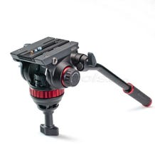 Manfrotto 502 Head 75mm Half Ball
