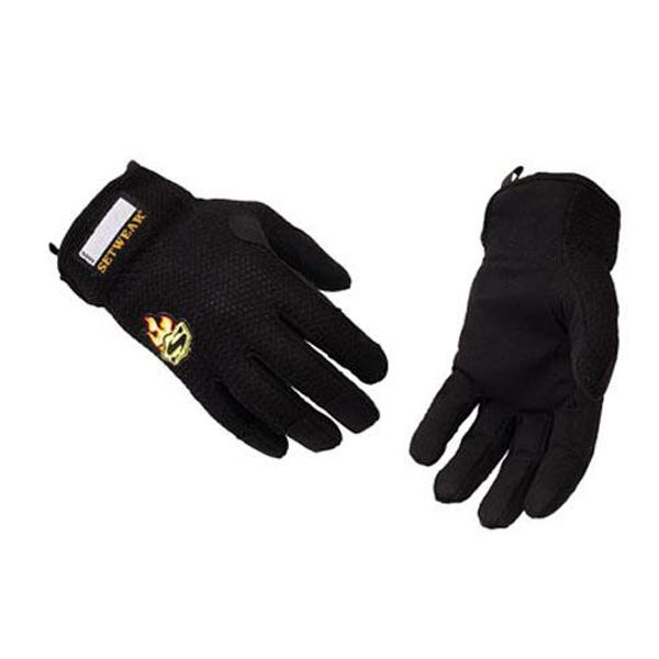 Setwear Black EZ-FIT Gloves - Medium