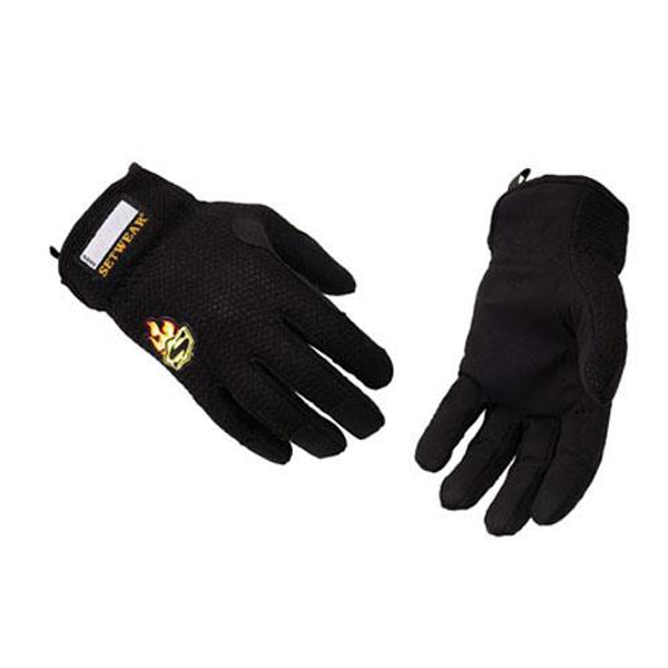 Setwear Black EZ-FIT Gloves - Large
