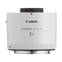Canon Lens Extender EF 2X III for Select Canon EF Lenses