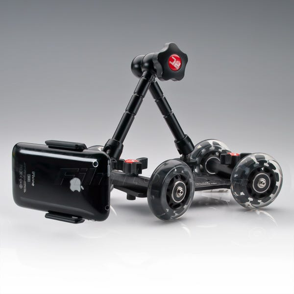 Pico Flex Dolly Portable Camera Dolly + Mounting Arm Kit