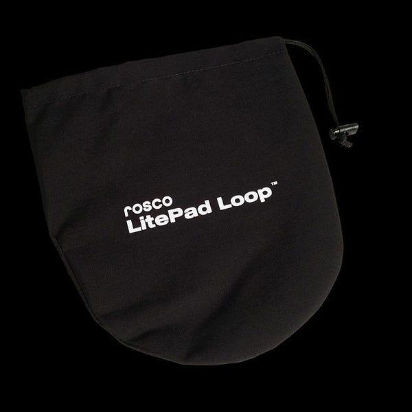 Rosco 291660000909 LitePad Loop Drawstring Storage Pouch