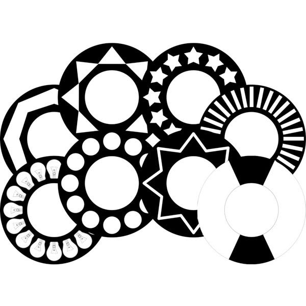 Rosco LitePad Loop™ Creative Light Masks Pack