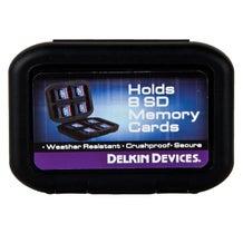Delkin DDACC-SD8 SD Memory Card Tote Case (8)