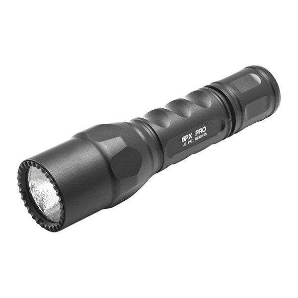 Surefire 6PX Pro LED Flashlight - Black 6PX-D-BK