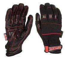 Dirty Rigger Black Phoenix Heat Resistant Gloves - XX-Large