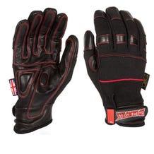 Dirty Rigger Black Phoenix Heat Resistant Gloves (Various Sizes)