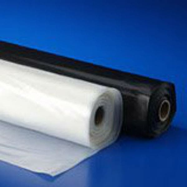 TRM 20 x 100' 6-Mil Visqueen Roll - Clear