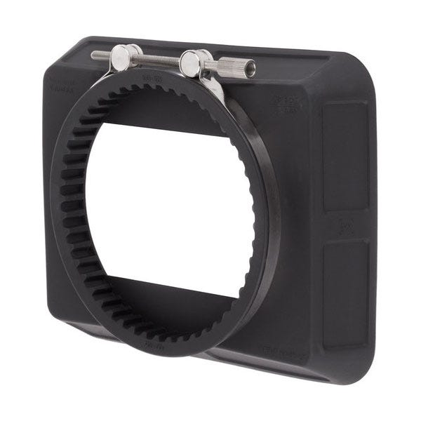 """Wooden Camera 2-Stage Clamp-On 4 x 5.65"""" Zip Box for 100-105mm Outer-Diameter Lenses"""