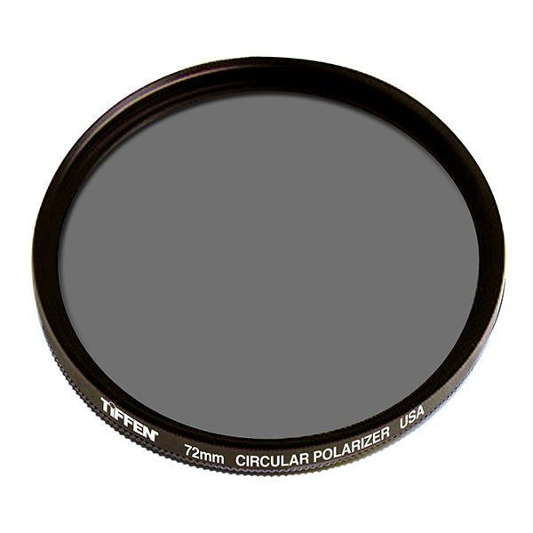 Tiffen 72mm Circular Polarizer Filter