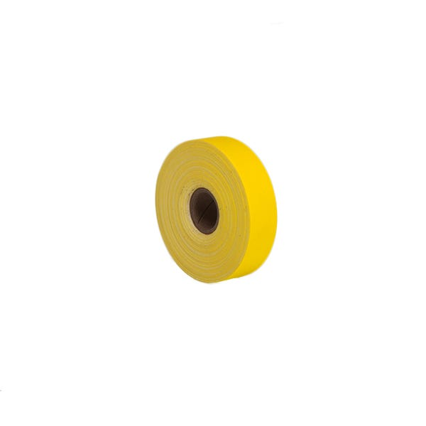 "Small Core 1"" Gaffer Tape (Camera Tape) - Yellow"