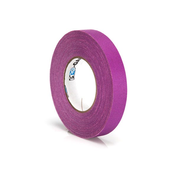 "Pro-Gaff 1"" Gaffer Tape (Camera Tape) - Purple"