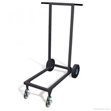 Checkers Four Wheel Standard Cart CT4W-ST