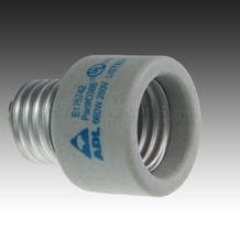 Leviton Porcelain Medium Socket Extension