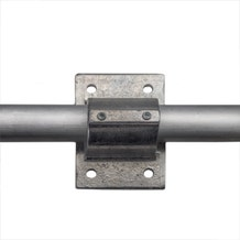 """Hollaender 1-1/4"""" Speedrail Fitting Number 52 Wall Flange"""