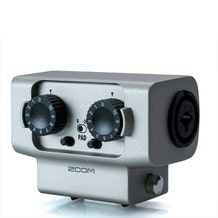Zoom EXH-6 Dual XLR/TRS Input Capsule for H6 Handy Recorder
