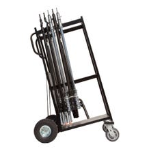 C-Stand and Sandbag Studio / Stage Cart