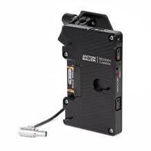 Wooden Camera Battery Slide Pro - Gold Mount (RED KOMODO)