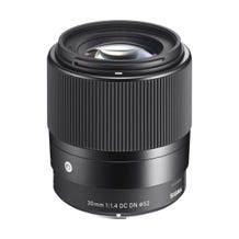 Sigma 30mm f/1.4 DC DN Contemporary Lens - E-Mount