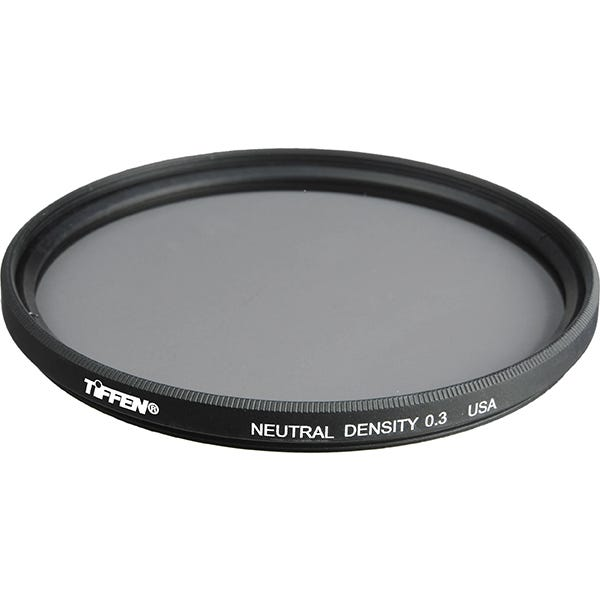 Tiffen 58mm Neutral Density (ND) Glass Filters 0.3-0.9