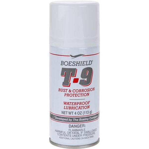 Boeshield T90004 4oz. T-9 Waterproof Lubricant & Rush Protection