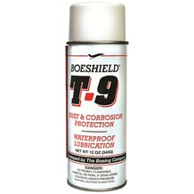 Boeshield T90012 12oz. Waterproof Lubricant & Rust Protection