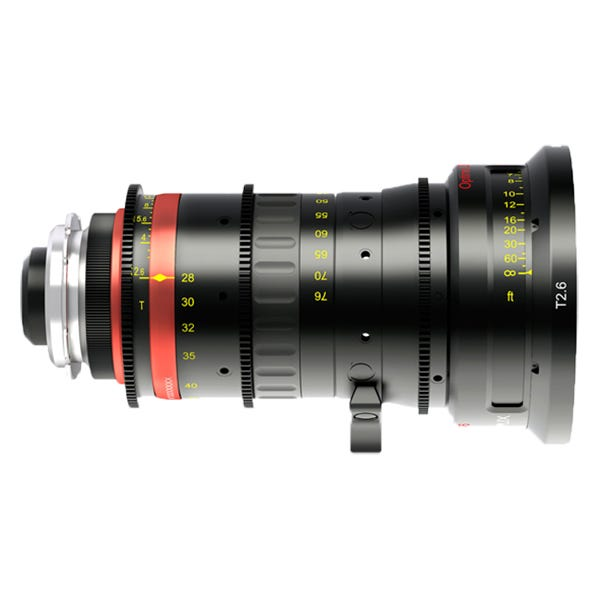 Angenieux 28-76mm f/2.4 Optimo Lens - PL Mount