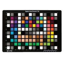 X-Rite Digital ColorChecker SG Card