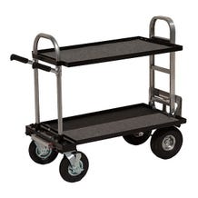 Collapsible Converted Senior Cart