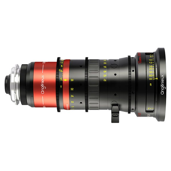 Angenieux 30-72mm f/3.6 Optimo Anamorphic A2S Lens - PL Mount
