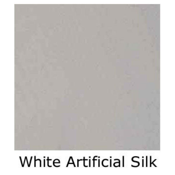 Matthews Studio Equipment 12 x 12' Butterfly/Overhead Fabric - White Artificial Silk