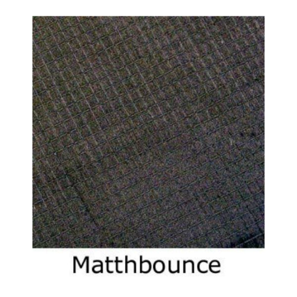 Matthews Studio Equipment 8 x 8' Matthbounce White/Black Fabric