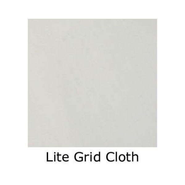 Matthews Studio Equipment 20 x 20' Butterfly/Overhead Fabric - Lite Gridcloth