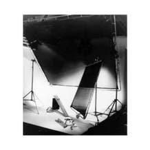 Matthews Studio Equipment 8 x 8' Butterfly/Overhead Sewn Fabric - Silent Frost