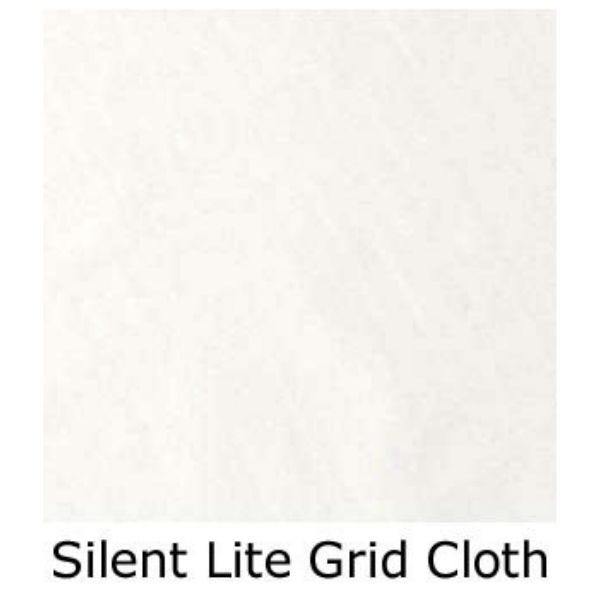 Matthews Studio Equipment 8 x 8' Butterfly/Overhead Fabric - Silent Gridcloth Lite Fabric