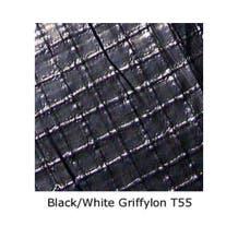 Matthews Studio Equipment 6 x 6' Butterfly/Overhead Fabric - Black/White T55 Griff