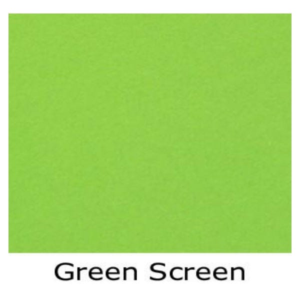 Matthews Studio Equipment 8 x 8' Butterfly/Overhead Fabric - Green Screen