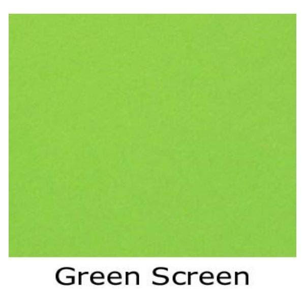 Matthews Studio Equipment 12 x 12' Butterfly/Overhead Fabric - Green Screen